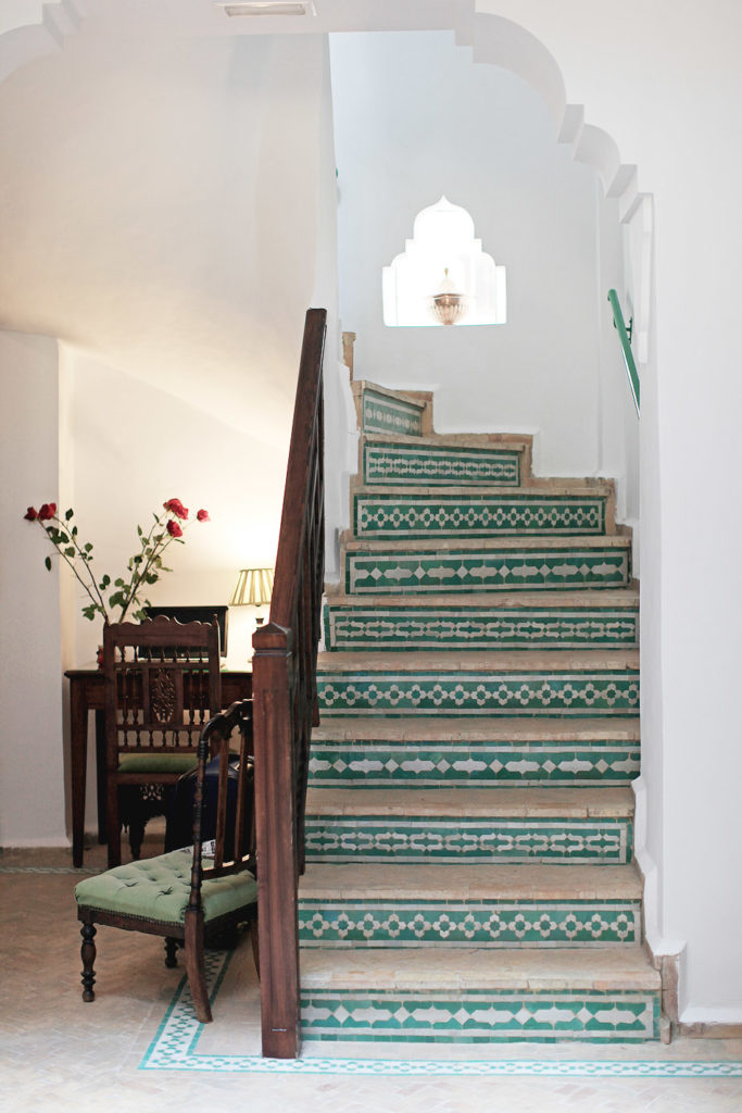 Tiled Staircases Centsational Style