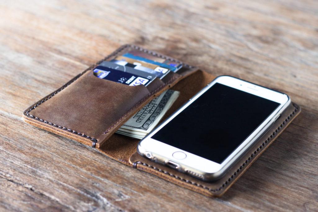 mens iphone wallet