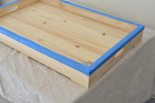 tape tray