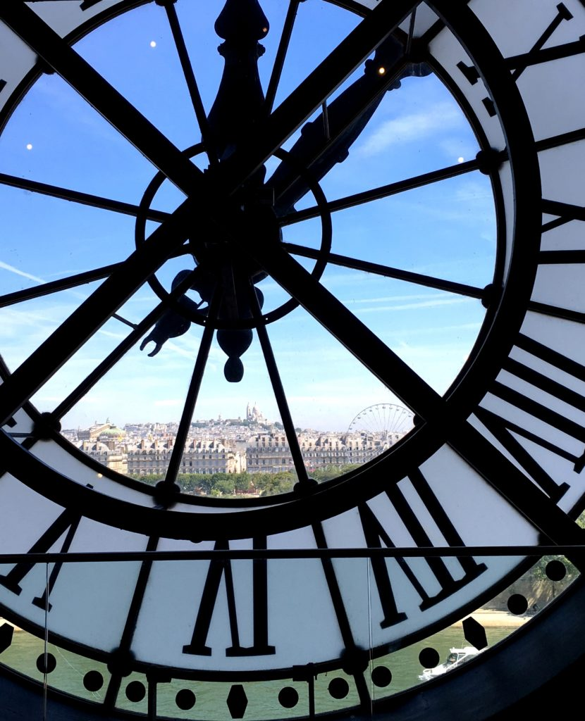 dorsay clock view