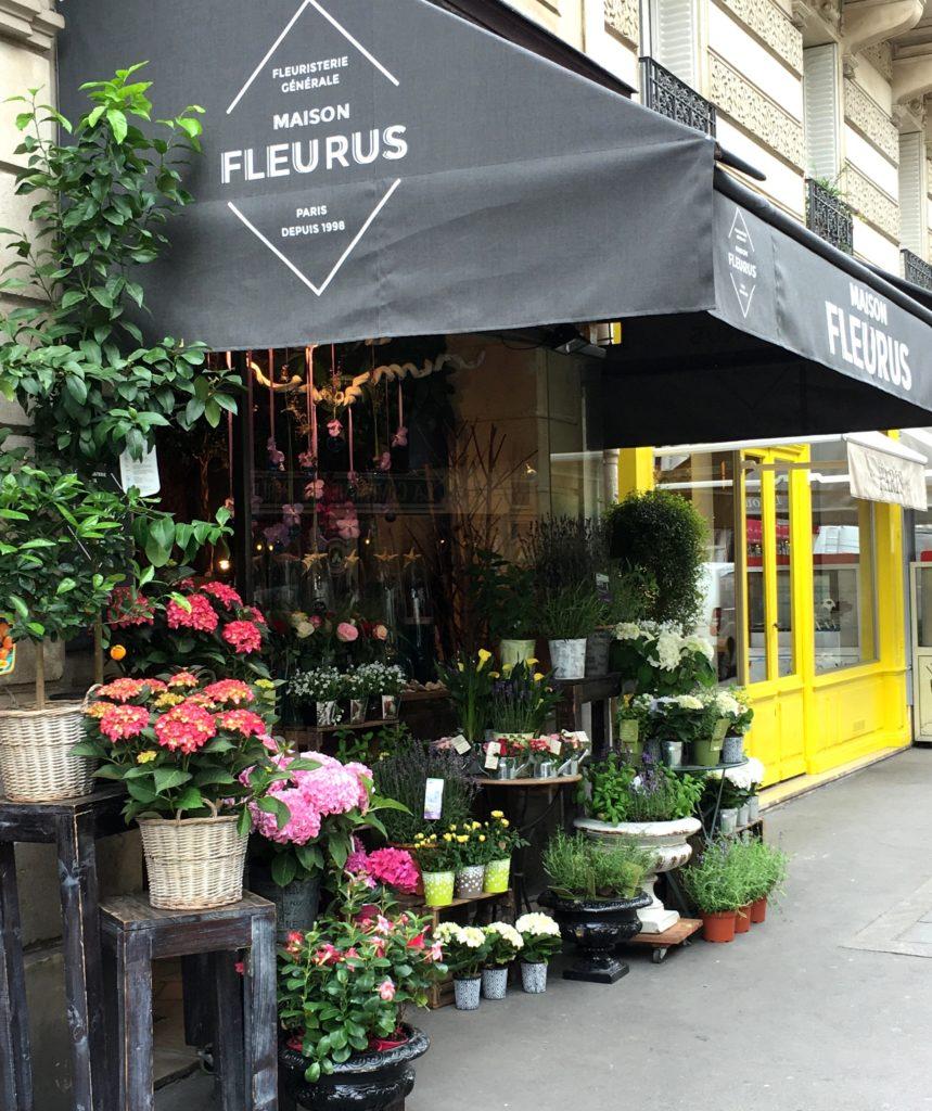 le marais florist