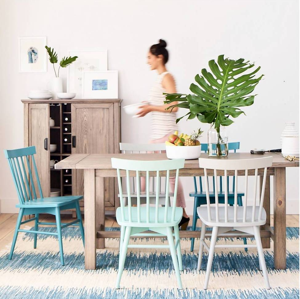 mixed windsor style chairs target