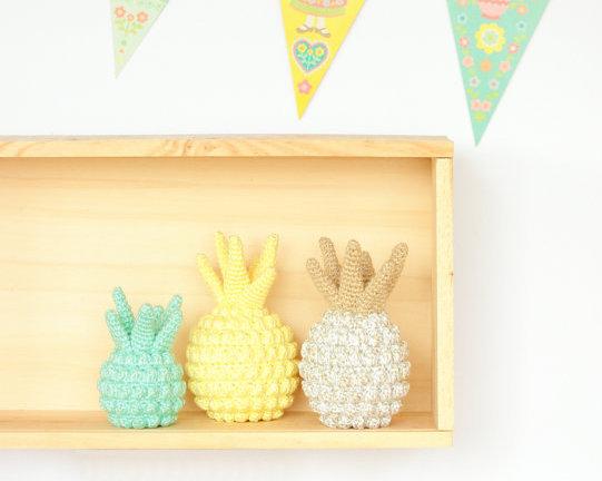pineapple crochet