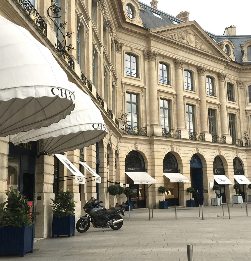 place vendome shops