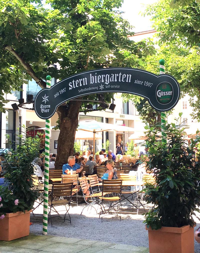 stern biergarten