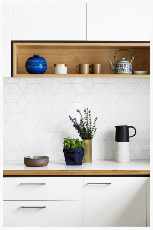 Alternatives to white subway tile centsational girl - Splashback alternatives ...