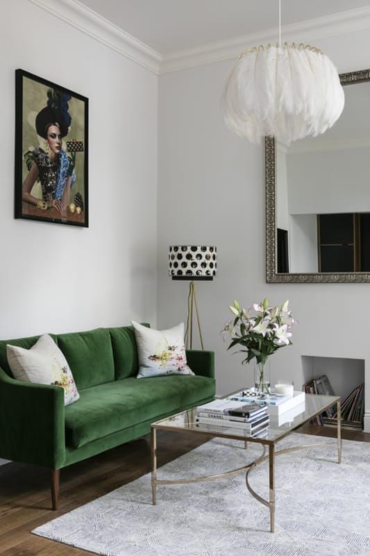 green-velvet-sofa