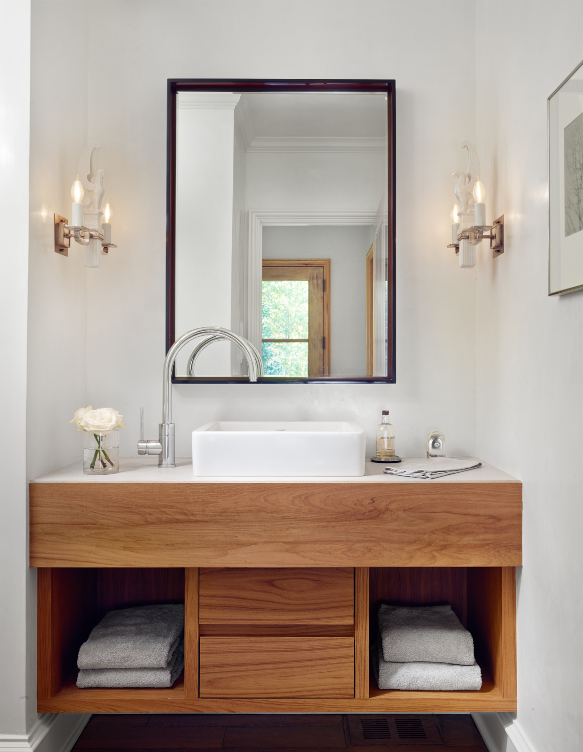 bathroom cabinet ideas pinterest wood bathroom vanities centsational style 15790