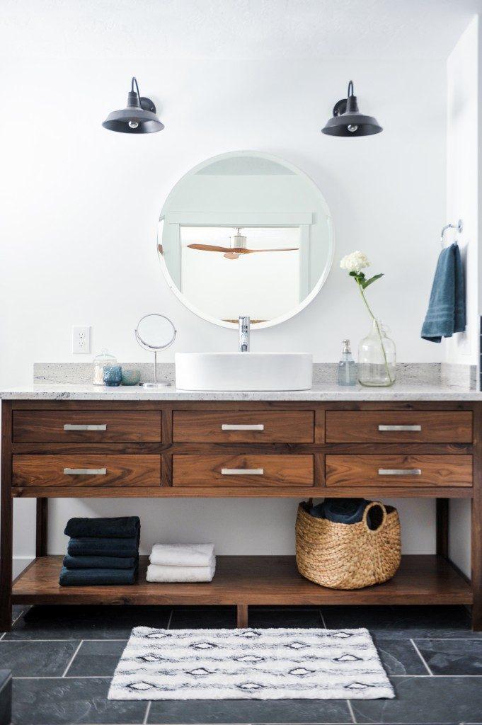 Wood Vanities for Bathrooms