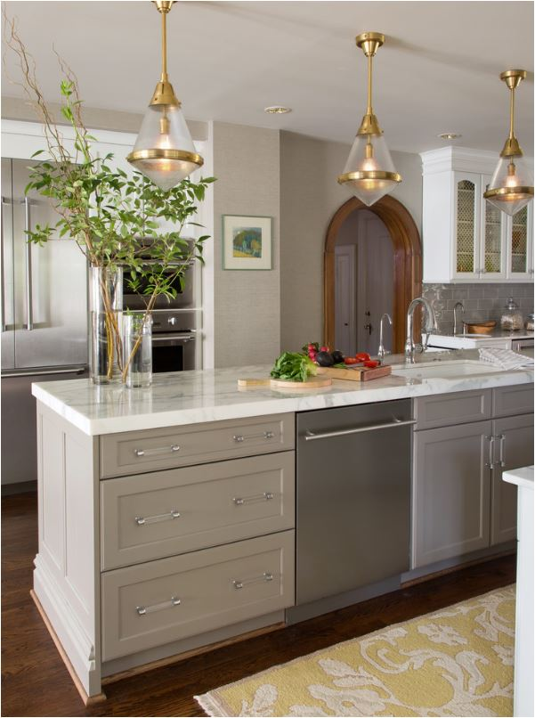 devol kitchens - Taupe Kitchen Cabinets