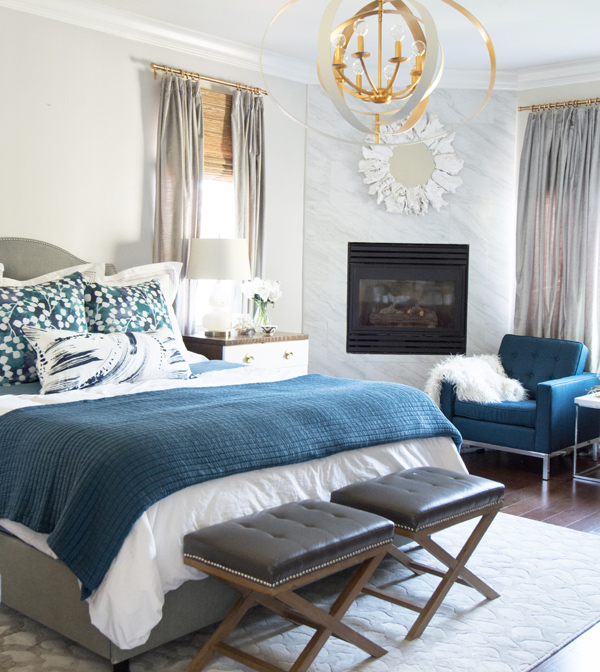 Bedroom Blues Meaning: Master Bedroom Makeover
