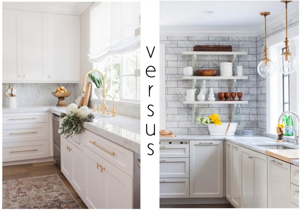 Closed Cabinets V Open Shelving Revisited Centsational Style