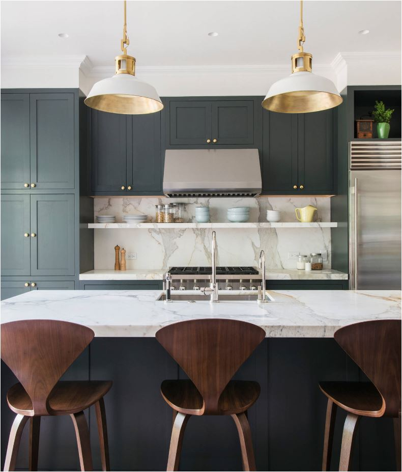 Closed Cabinets Vs Open Shelves: Closed Cabinets V. Open Shelving, Revisited