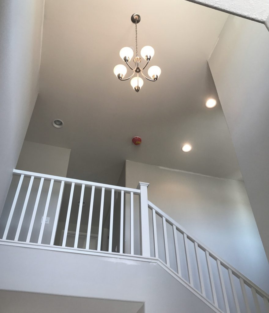 Foyer Light 2 Story: Foyer Chandeliers For Two Story Homes