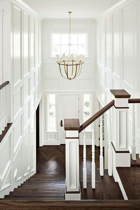 Foyer Chandeliers For Two Story Homes, How High Should I Hang A Foyer Chandelier