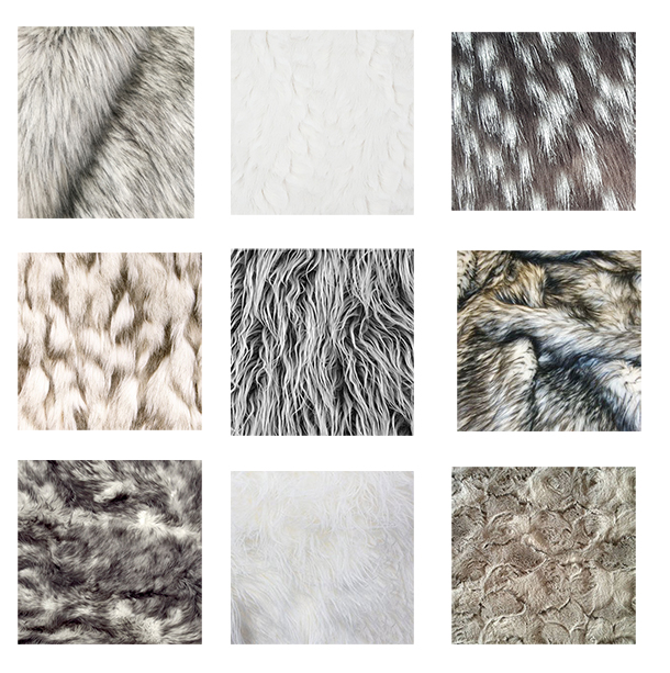 The Easiest Faux Faux Fur Rug