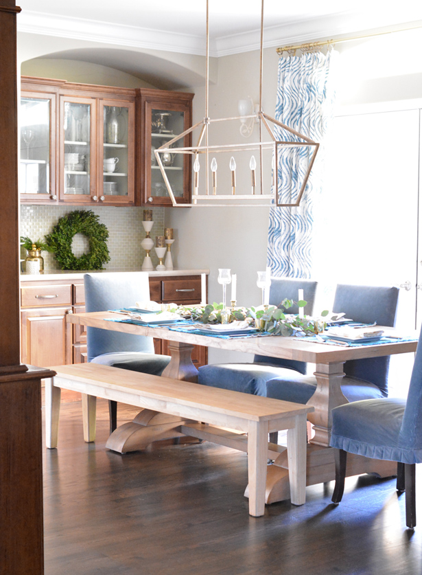 Holiday Ready Dining Room Centsational Style