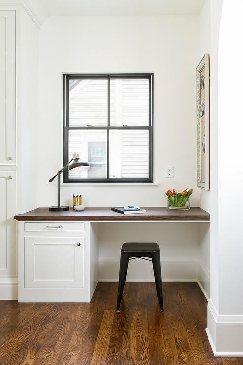 window desk ideas centsational style. Black Bedroom Furniture Sets. Home Design Ideas