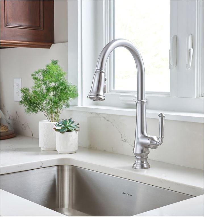 Sleek Single Handle Kitchen Faucets Centsational Style