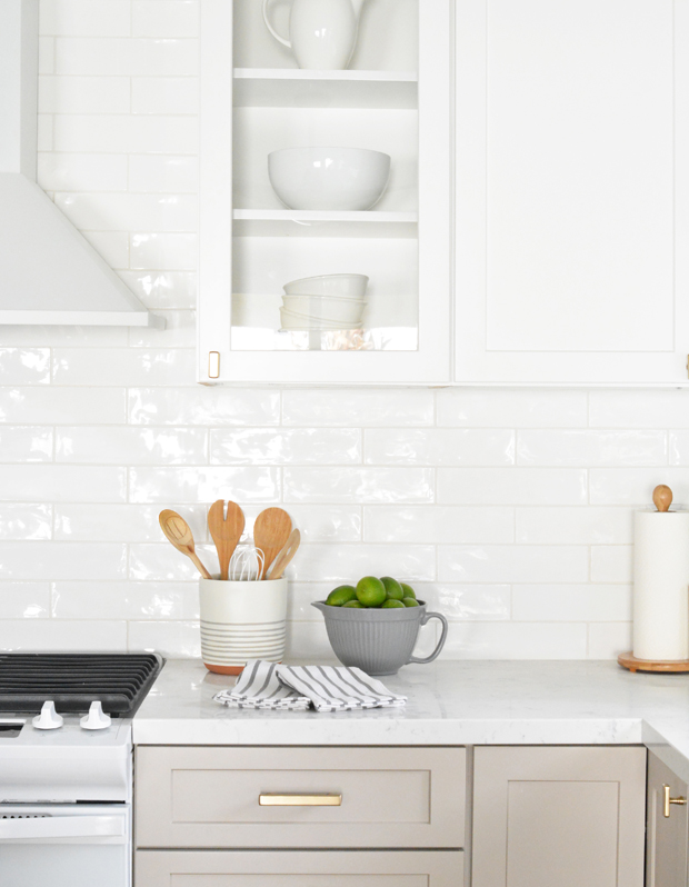 DIY Subway Tile Installation | Centsational Style