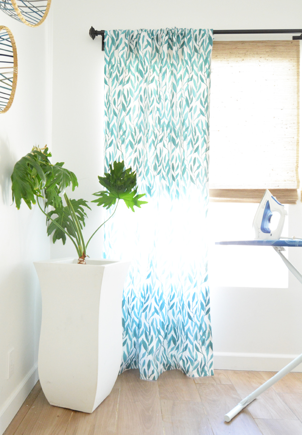 Diy No Sew Curtains And Pillow Covers Centsational Style