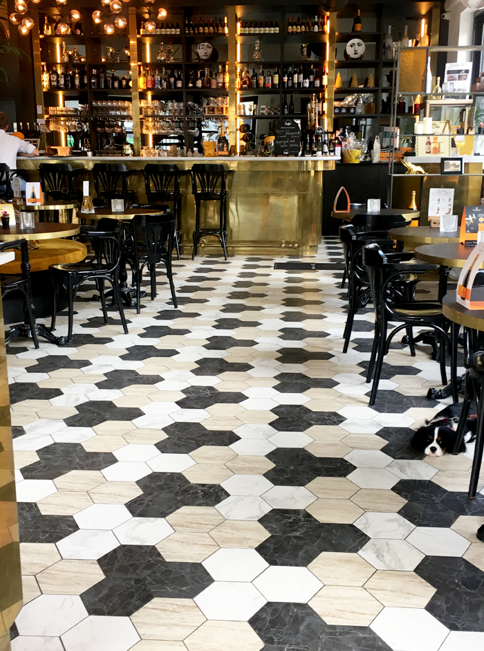 Creative Tile Patterns With Basic Shapes Centsational Style