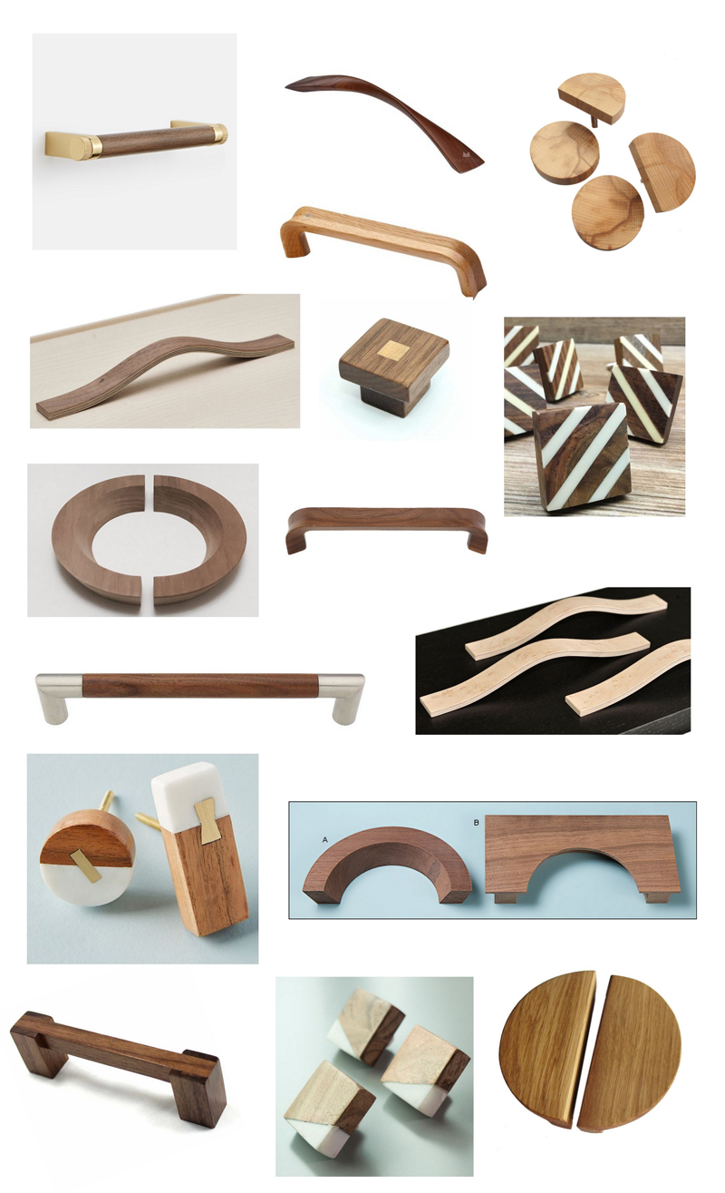 Wood Drawer Pulls Centsational Style
