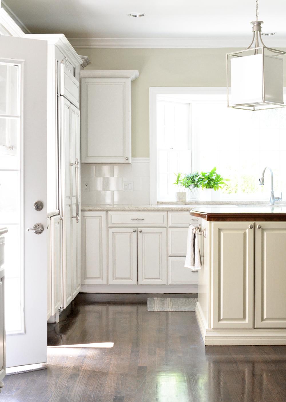 The Impracticality of Hardwood Flooring | Centsational Style
