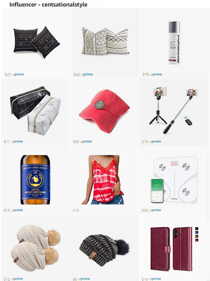top purchases on amazon