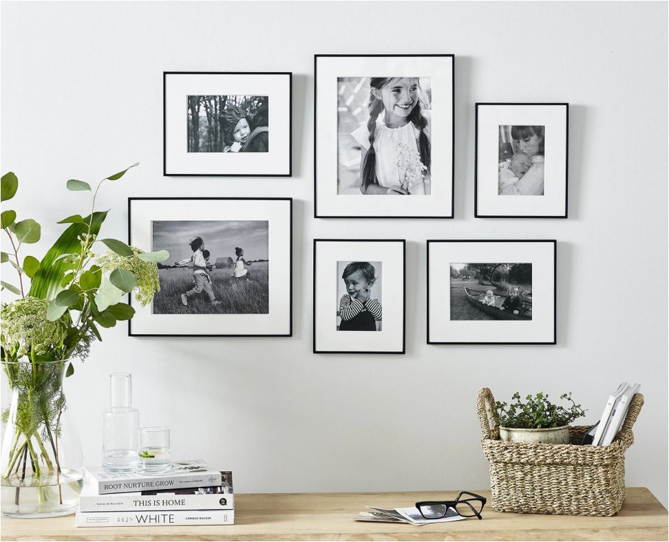 Different Ways To Display Black White Art Centsational
