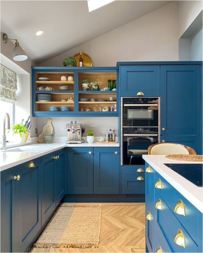 Kitchen Design Alternatives For Upper Cabinets Centsational Style
